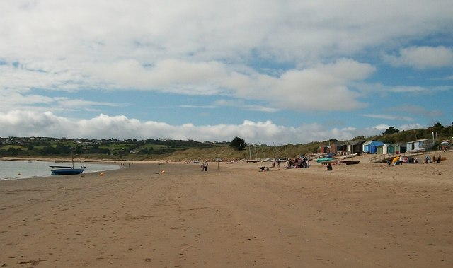 Town Image - Abersoch (South West Wales) - UK Tourism Online