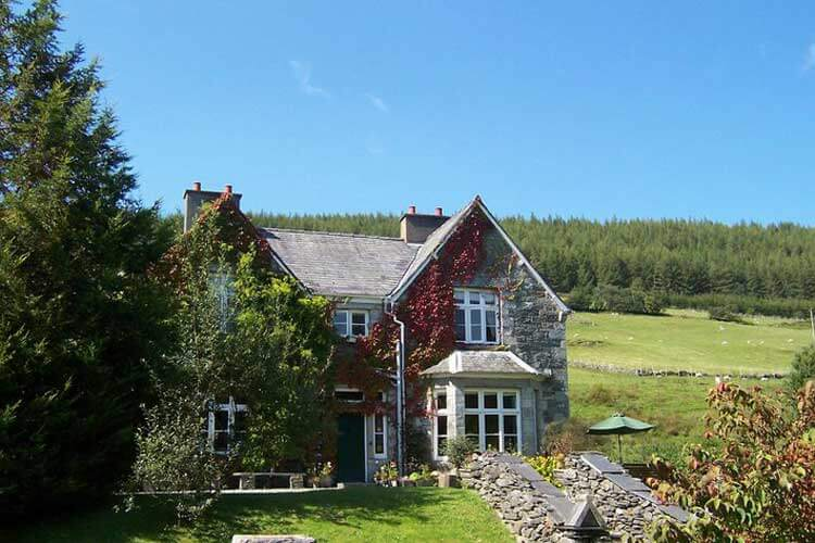 Penmachno Hall - Image 1 - UK Tourism Online