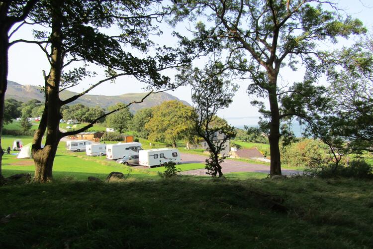 Trwyn-yr-Wylfa Camping Site - Image 4 - UK Tourism Online
