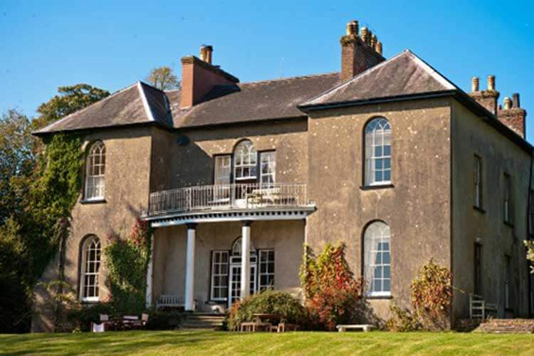 Boulston Manor Country House - Image 1 - UK Tourism Online