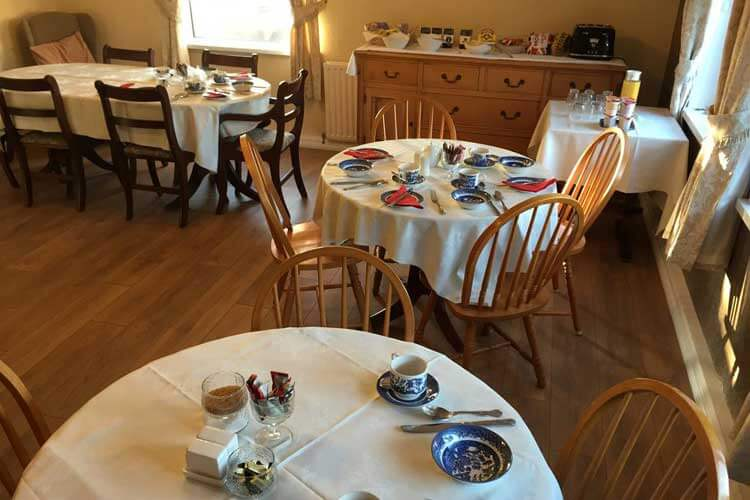 Foxdale Guesthouse - Image 3 - UK Tourism Online