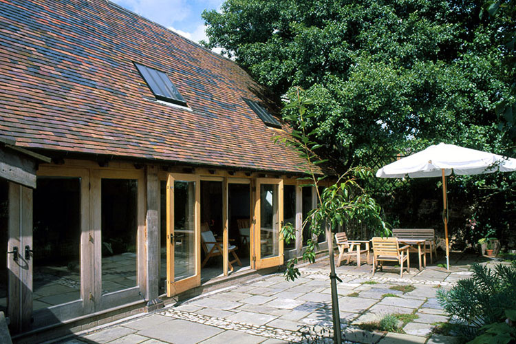 The Threshing Barn & The Studio Bunk House - Image 1 - UK Tourism Online