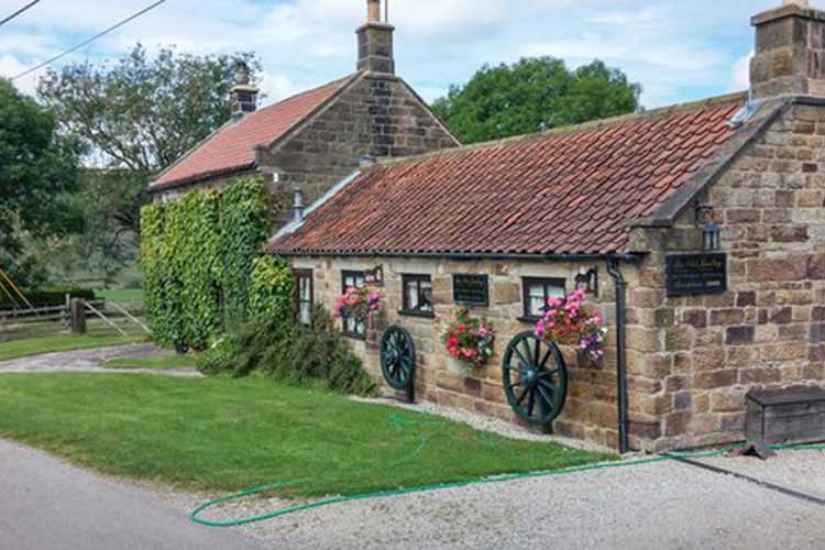 Ann's Cottage & The Old Smithy - Image 1 - UK Tourism Online