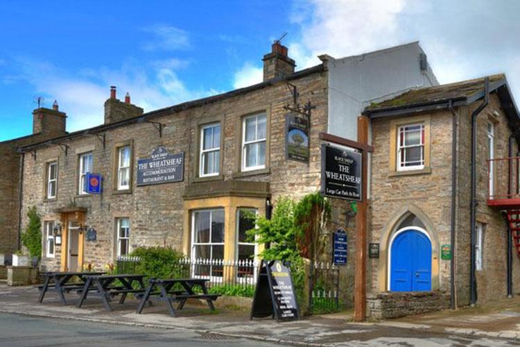 Wheatsheaf in Wensleydale - Image 1 - UK Tourism Online